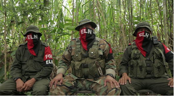 Colombia's ELN frees hostage soldier on eve of talks