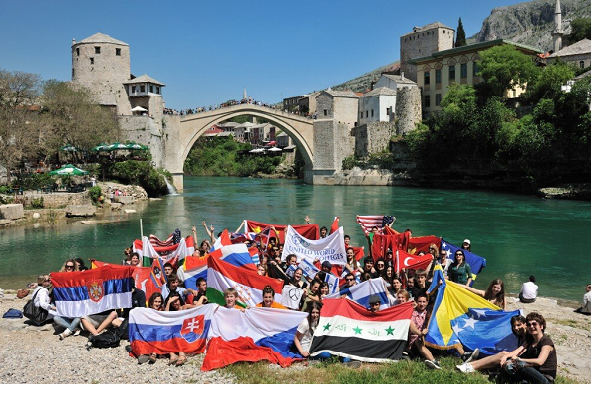 Bosnia offers scholarships to people banned by Trump
