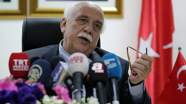 Palestinian consulate to open in Istanbul