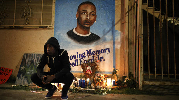 LA to pay $1.5m to parents of black man shot by police