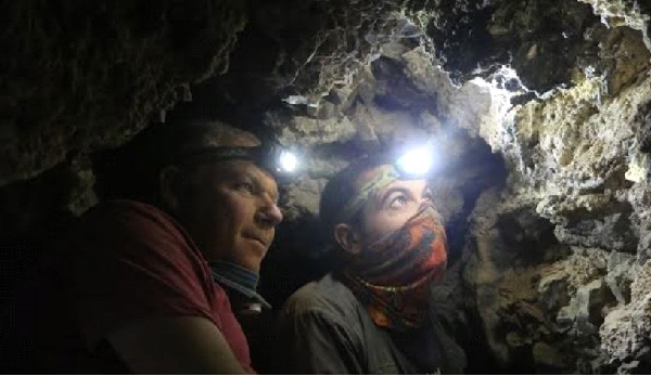 Archaeologists discover new Dead Sea Scrolls cave