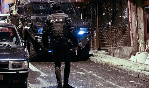 70 suspects nabbed in Istanbul terror operations