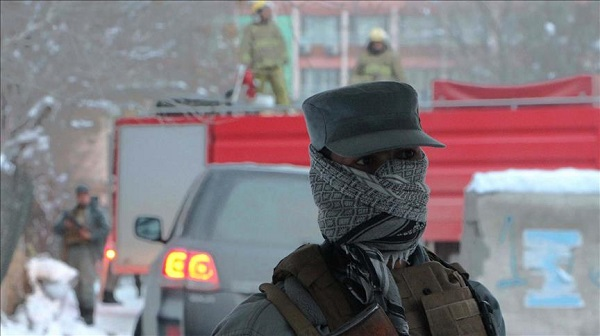 Suicide attack on British charity in east Afghanistan