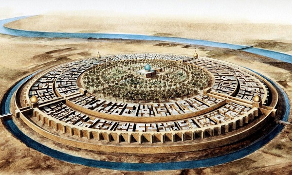 A Short History of Baghdad: From its Magnificent Rise to its Tragic Fall