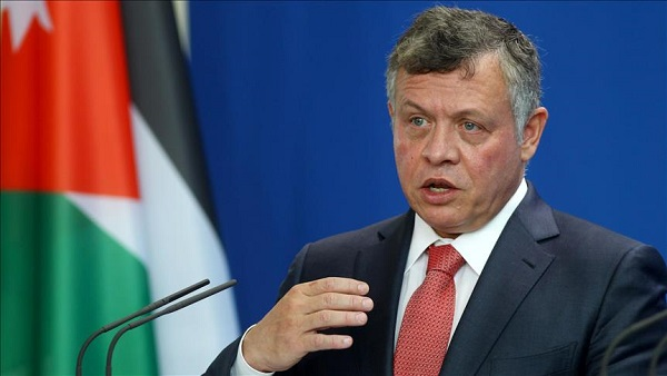 Jordanian king, Saudi crown prince meet in Riyadh