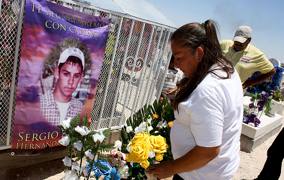 US Court split on border shooting of Mexican teen