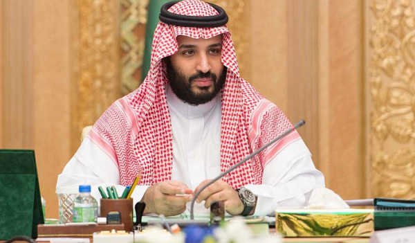 Saudi Crown Prince meets US secretary of energy