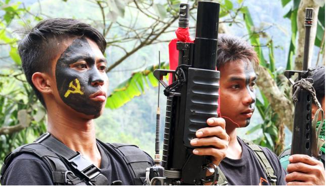 Philippine communist rebels call for pause in fighting