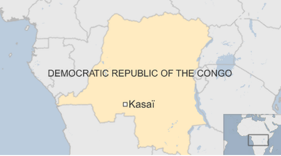 12 armed men killed in DRC