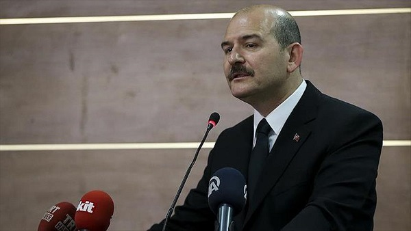 Turkish interior minister to visit Iran