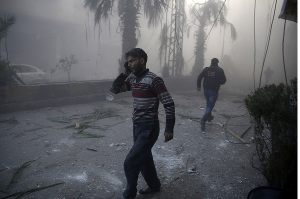 UN asks for 72-hour cease-fire in Syria to deliver aid