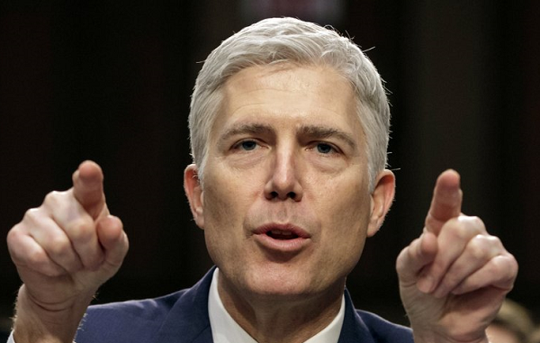 Gorsuch confirmed to US Supreme Court