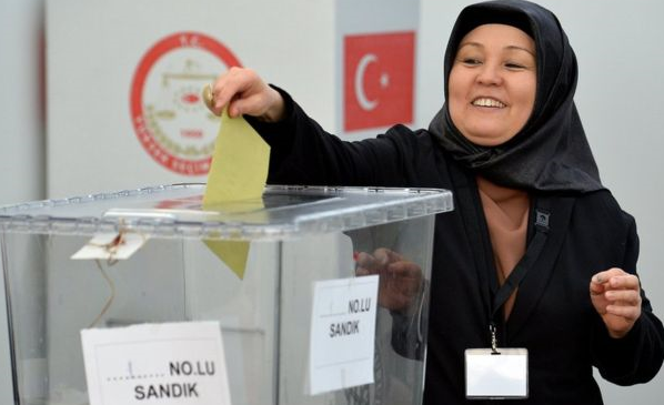 New York Times targets Turkish voters in the EU...