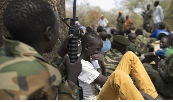 Over 200 more child soldiers freed in South Sudan