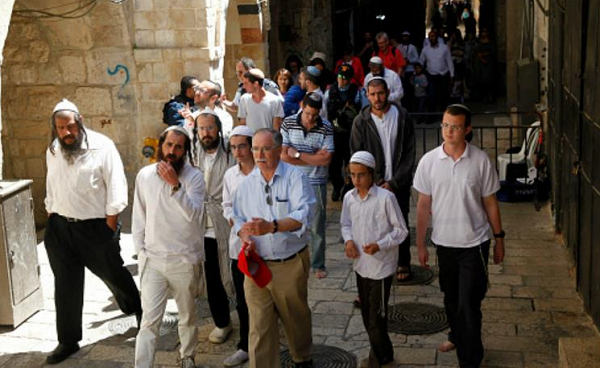 Over 3,900 settlers stormed Al-Aqsa complex in July
