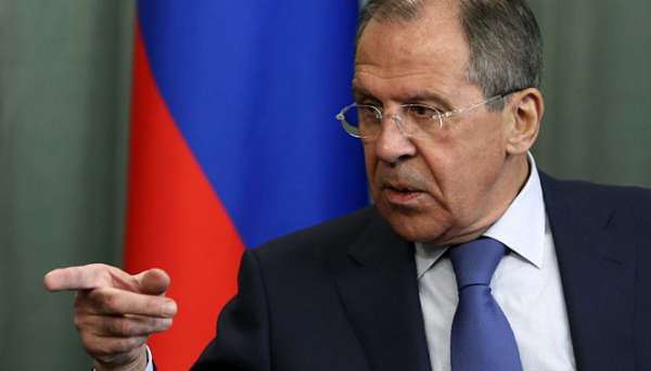 Lavrov denounces Washington's 'Russophobe obsession'