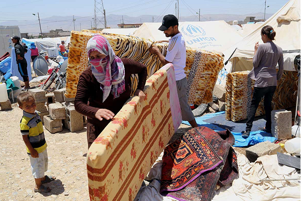 Turkish aid group aims to help 2M people in Syria