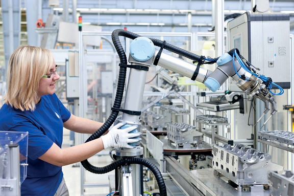 Turkey opens its first humanoid robotics factory