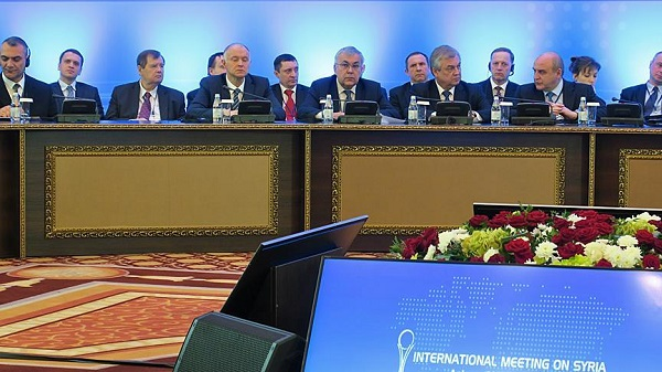 7th round of Syria talks in Astana to begin on Monday