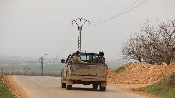 Assad forces move to secure Syria-Israel border zone