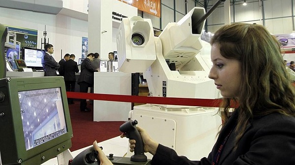Defense industry fair to open in Istanbul