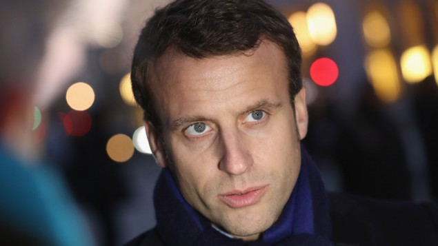 Macron reminds Trump of 'responsibility to history'