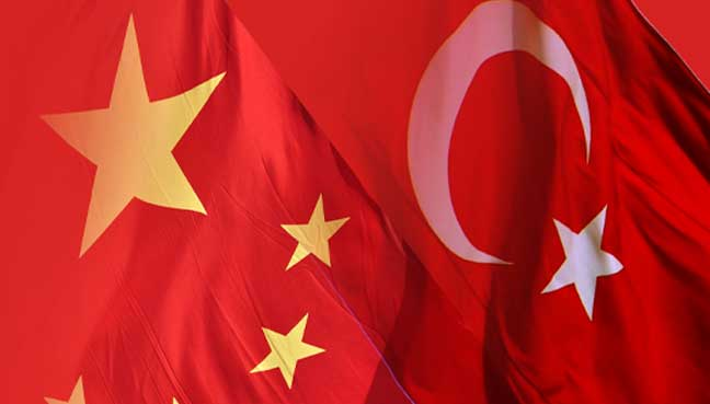 Turkey, China vow to boost relations