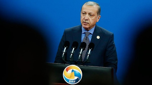 Turkey disapproves of sanctions on Qatar: Erdogan
