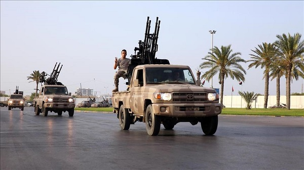 Pro-Haftar forces capture airbase in central Libya