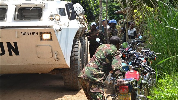 DR Congo opposes UN probe into murder of 2 experts