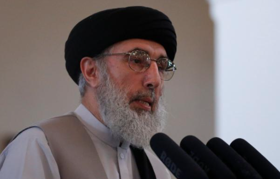 Hekmatyar vows to stand by Kabul amid political turmoil