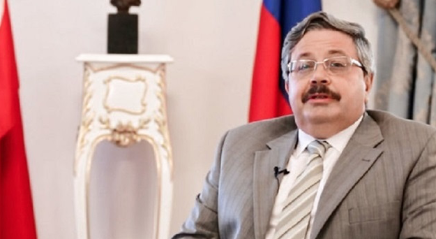 Russia names new ambassador to Turkey