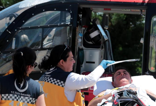 Turkey: CHP deputy in good condition after heart spasm