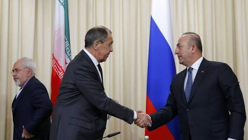 Turkey, Russia, Iran to form working group on Syria