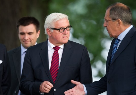 French, Russian FMs meet in Paris