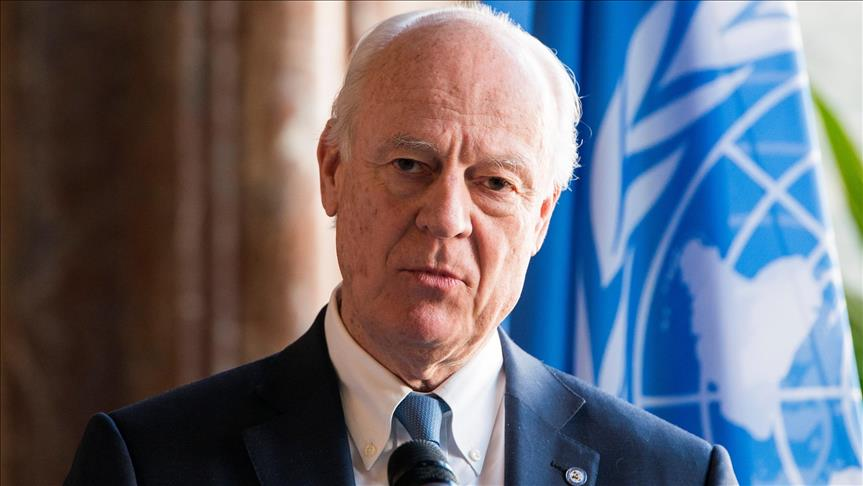 UN: Ceasefire agreement holding in southwest Syria