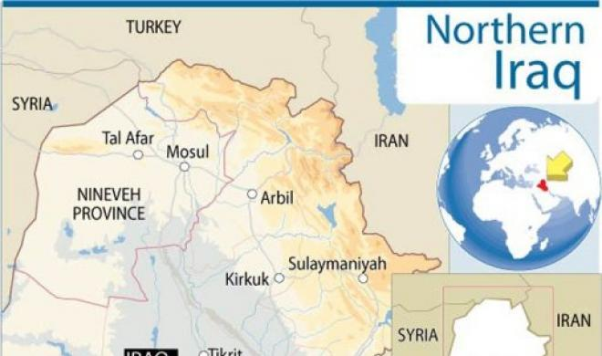 Turkish forces 'neutralize' 11 extremists in N. Iraq