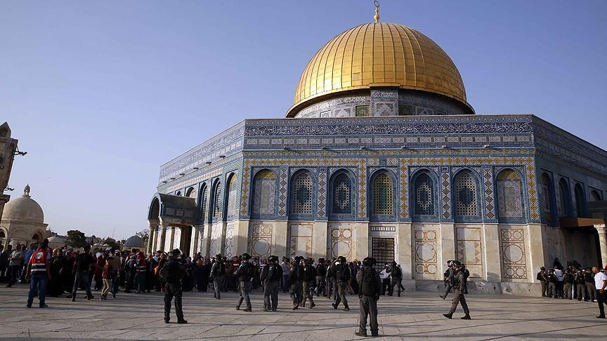 Israel lifts year-long ban on lawmakers' Al-Aqsa visits