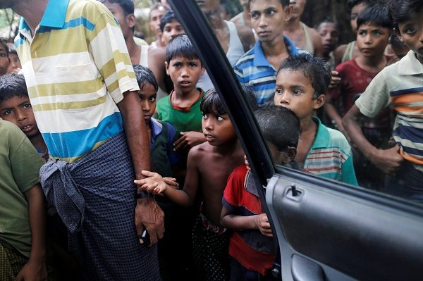 Turkey continues critical aid to Rohingya refugees