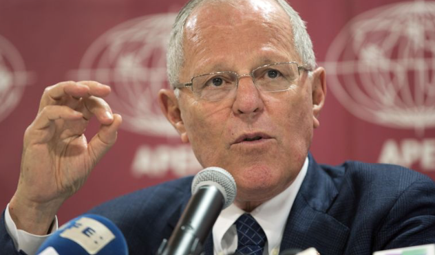 Peru's president to reshuffle cabinet after losing vote