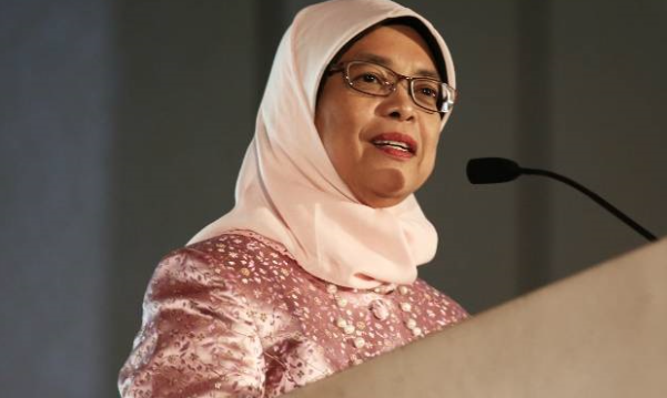 Singapore's First Malay President After 47 Years