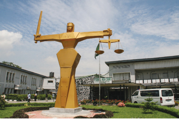 Nigerian court okays ban for Igbo secessionist group