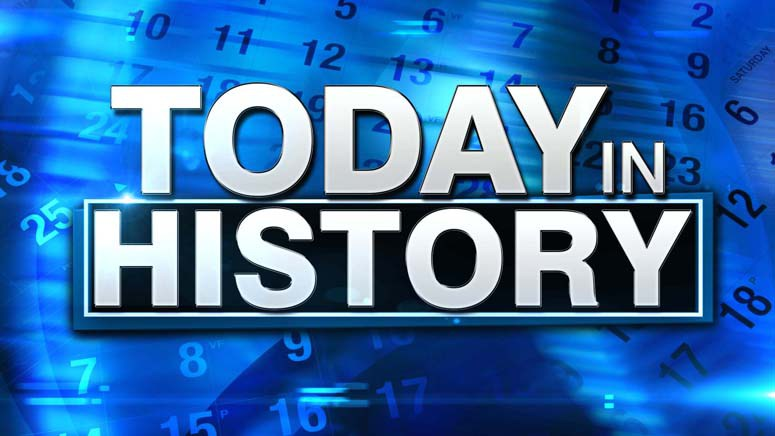Today in History November 9