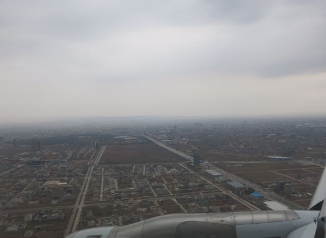 Iraq wants foreign airlines to stop flying to KRG area