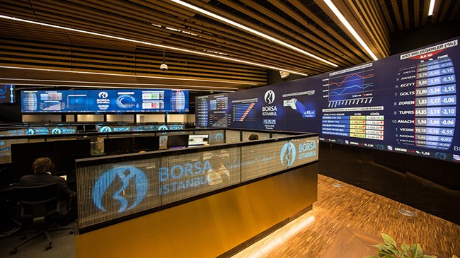 Turkey's Borsa Istanbul up at opening session