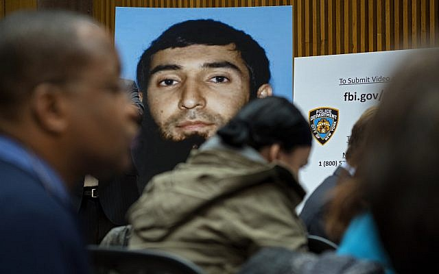 NY attack suspect charged, could face death penalty