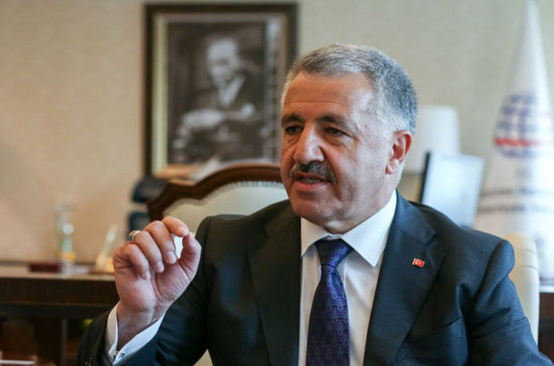 Transport corridors key to trade: Turkish minister
