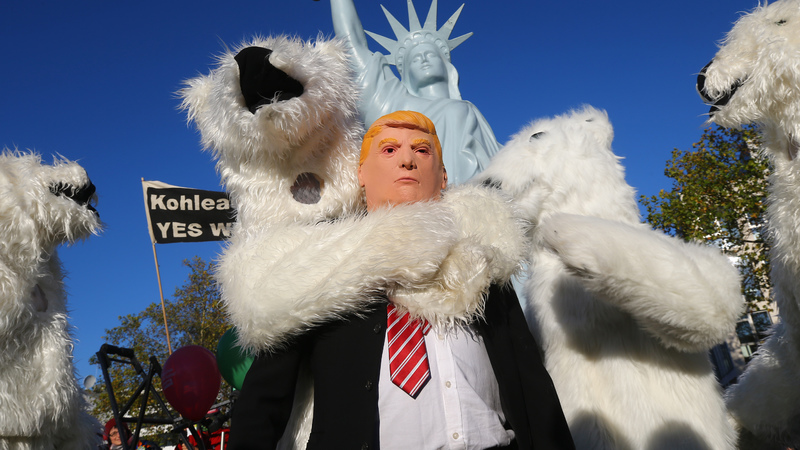 Still wary of 'Trump Effect', UN climate talks open in Bonn