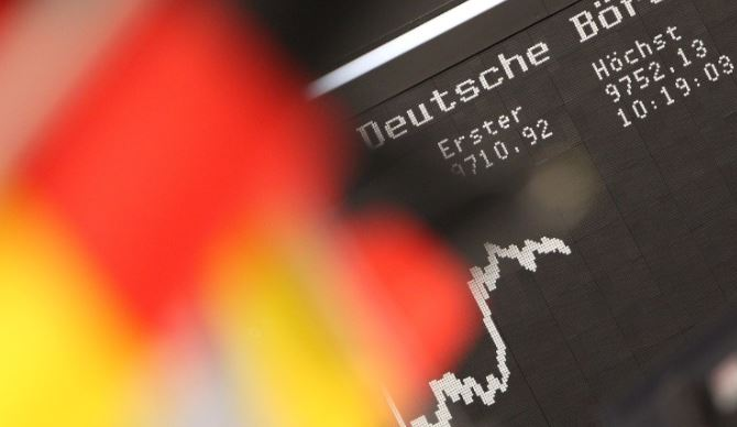 German industrial orders rise on strong eurozone demand