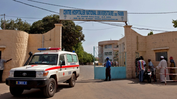 WHO says 'high risk' Ebola will spread in DR Congo
